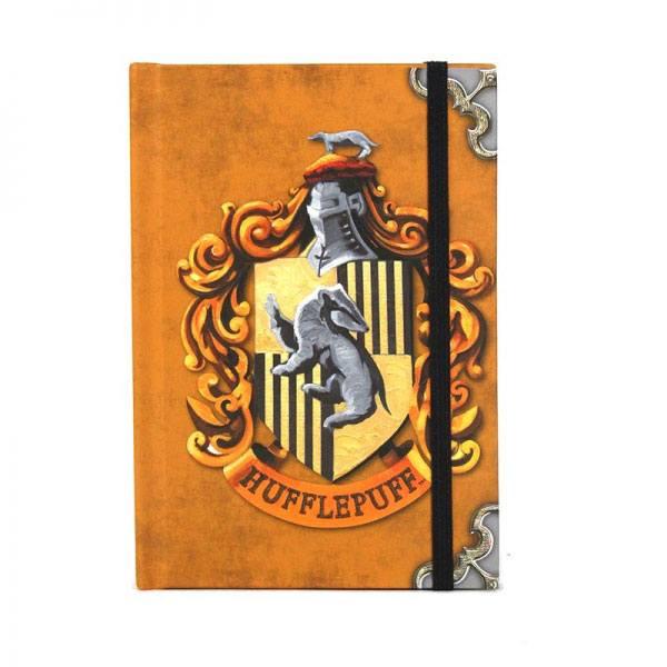 Harry Potter A6 Notebook Huffelpuff
