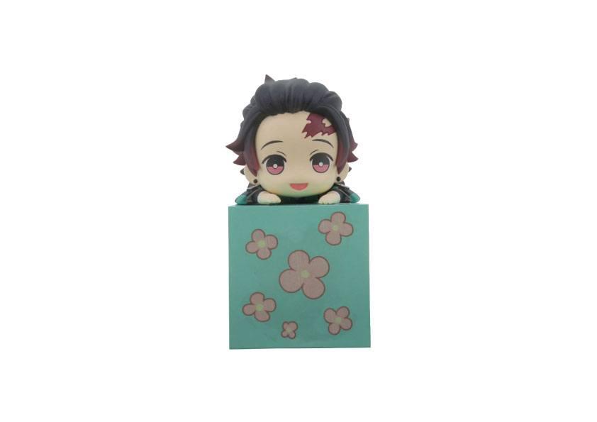 Demon Slayer: Kimetsu no Yaiba Hikkake PVC Statue Kamado Tanjiro Ver. 2 10 cm