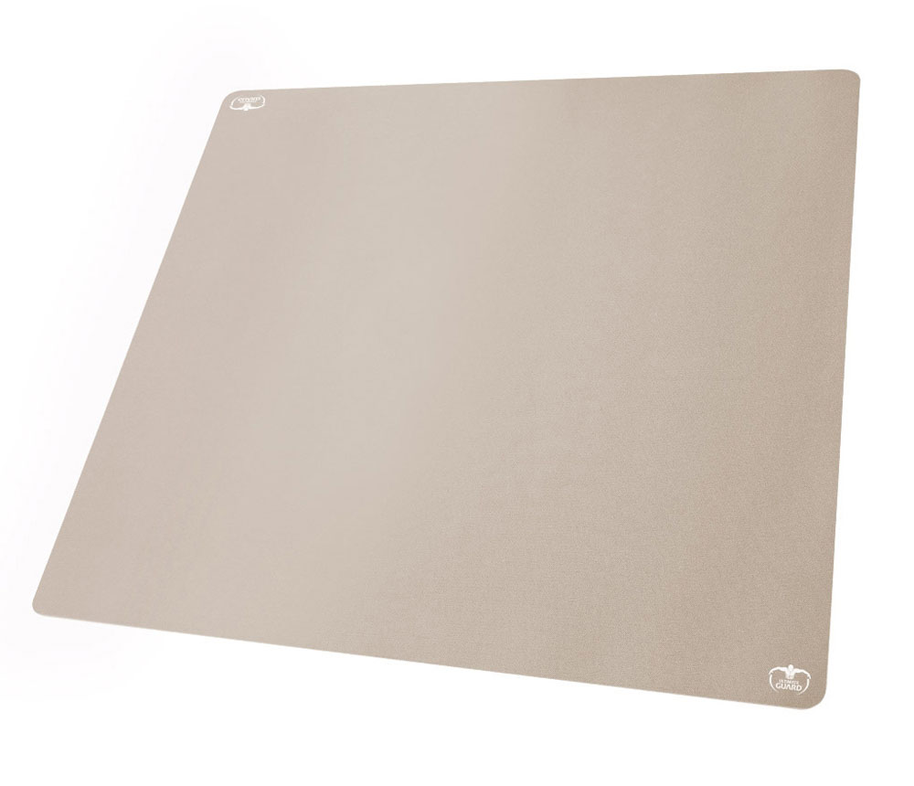 Ultimate Guard Play-Mat 60 Monochrome Sand 61 x 61 cm