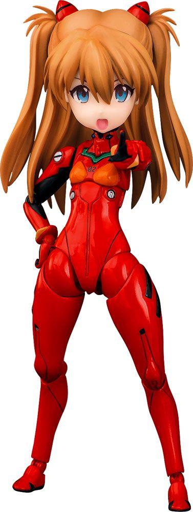 Rebuild of Evangelion Parfom Action Figure Asuka Langley Shikinami 14 cm