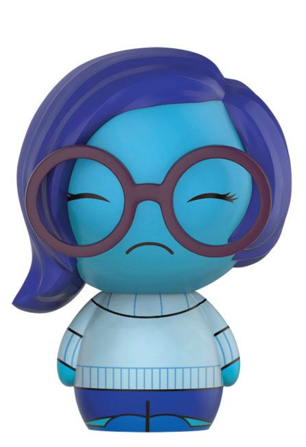 Inside Out Vinyl Sugar Dorbz Vinyl Figure Sadness 8 cm