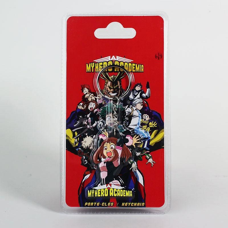 My Hero Academia PVC Keychain Ochaco Uraraka