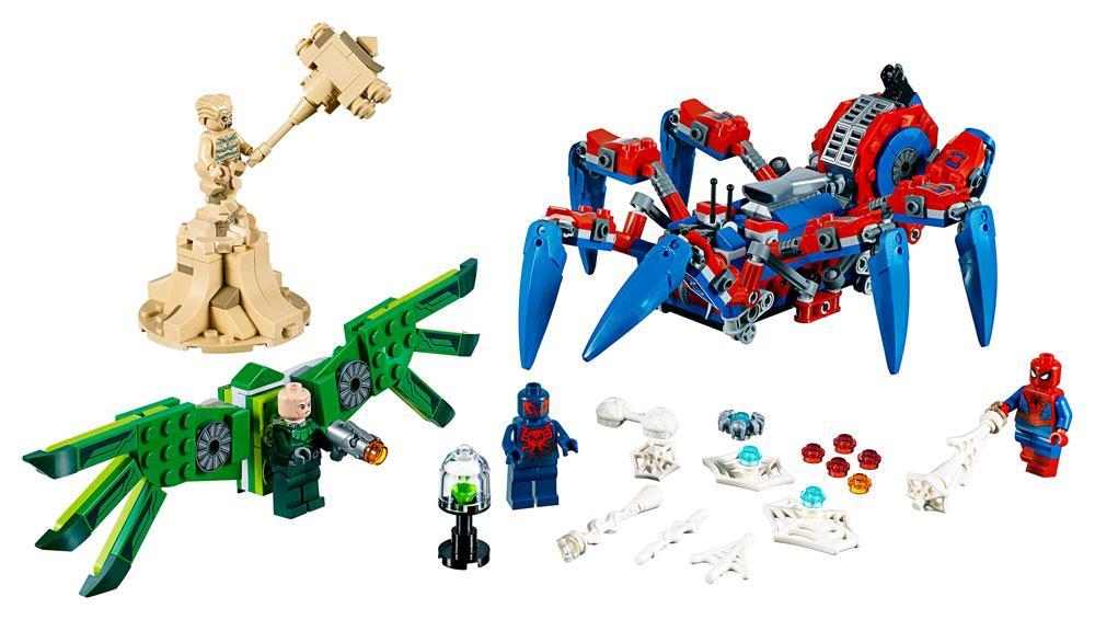 LEGO® Marvel Super Heroes™ Spider-Man's Spider Crawler