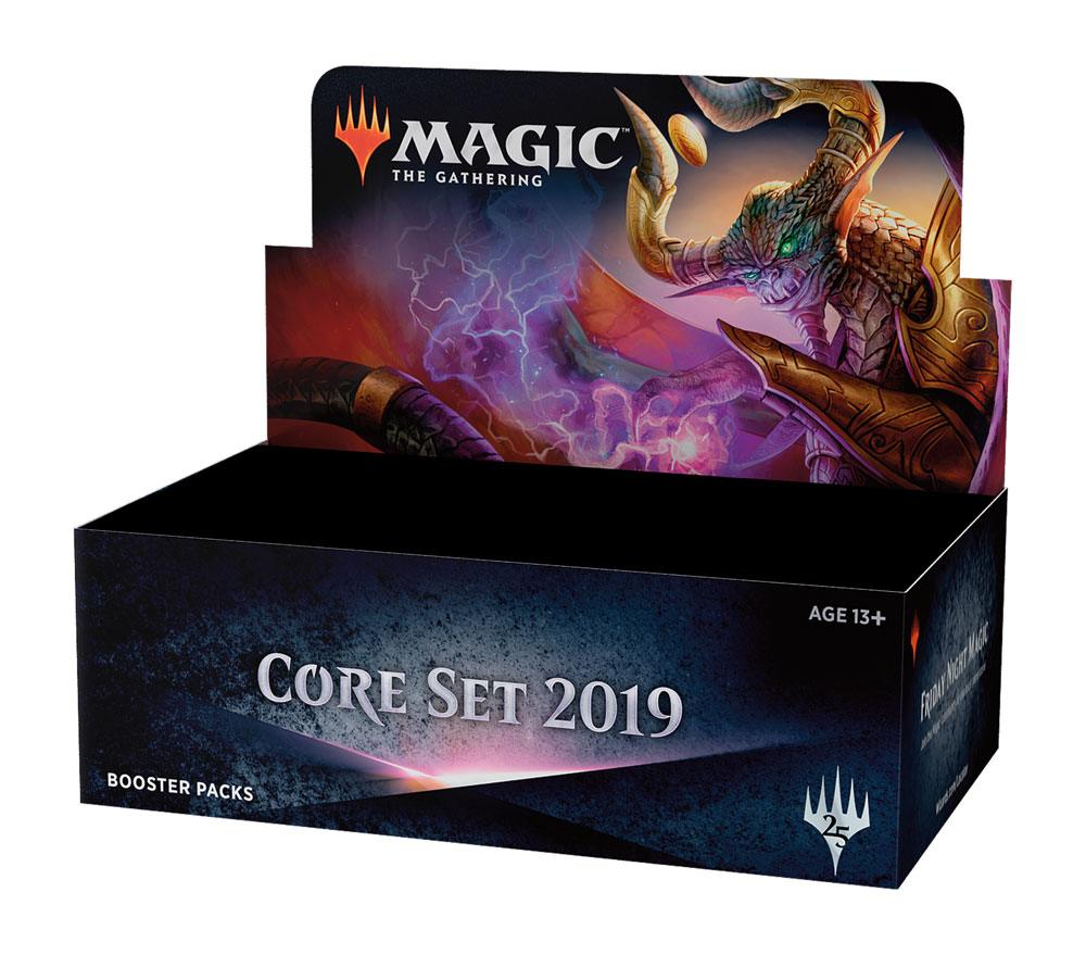 Magic the Gathering Hauptset 2019 Booster Display (36) german