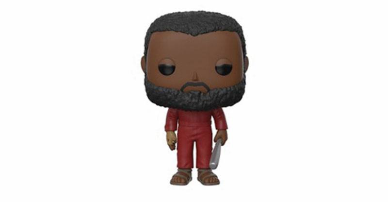 Us POP! Movies Vinyl Figure Abraham w/Bat 9 cm
