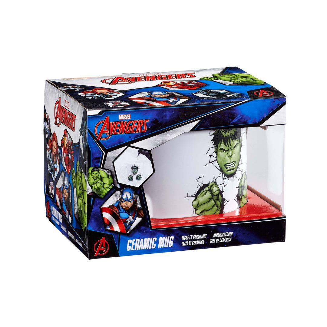 Marvel XL Mug Bursting Hulk