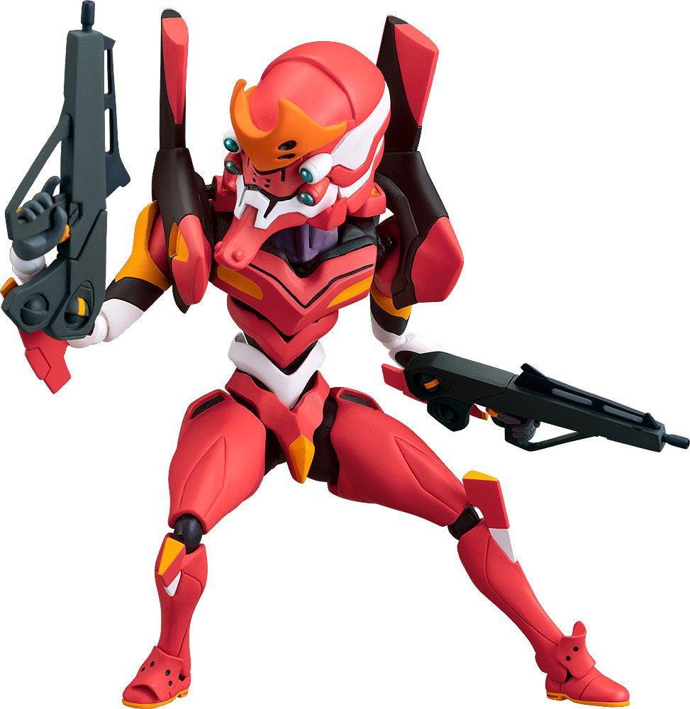 Rebuild of Evangelion Parfom R! Action Figure Evangelion Unit-02 14 cm
