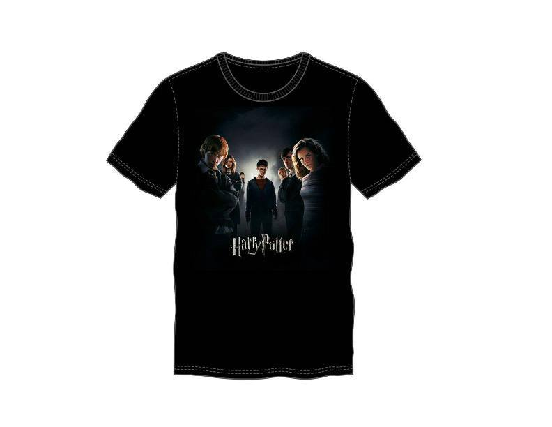 Harry Potter T-Shirt Characters Size XL
