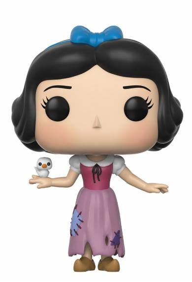 Snow White and the Seven Dwarfs POP! Disney Vinyl Figure Snow White (Maid Outfit) 9 cm