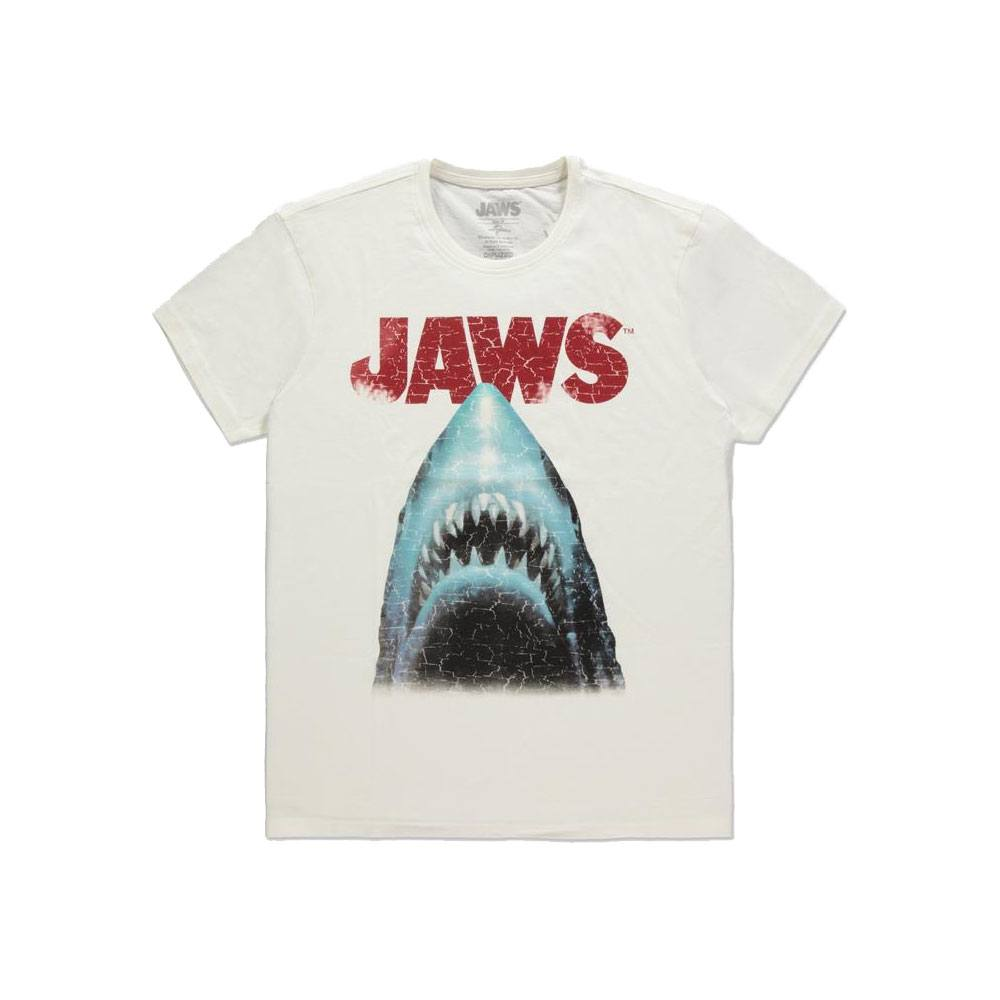 Jaws T-Shirt Rising Shark Size M