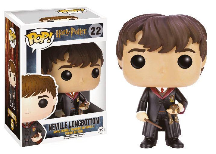 Harry Potter POP! Movies Vinyl Figure Neville Longbottom 9 cm