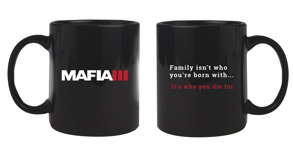 Mafia III Mug Logo