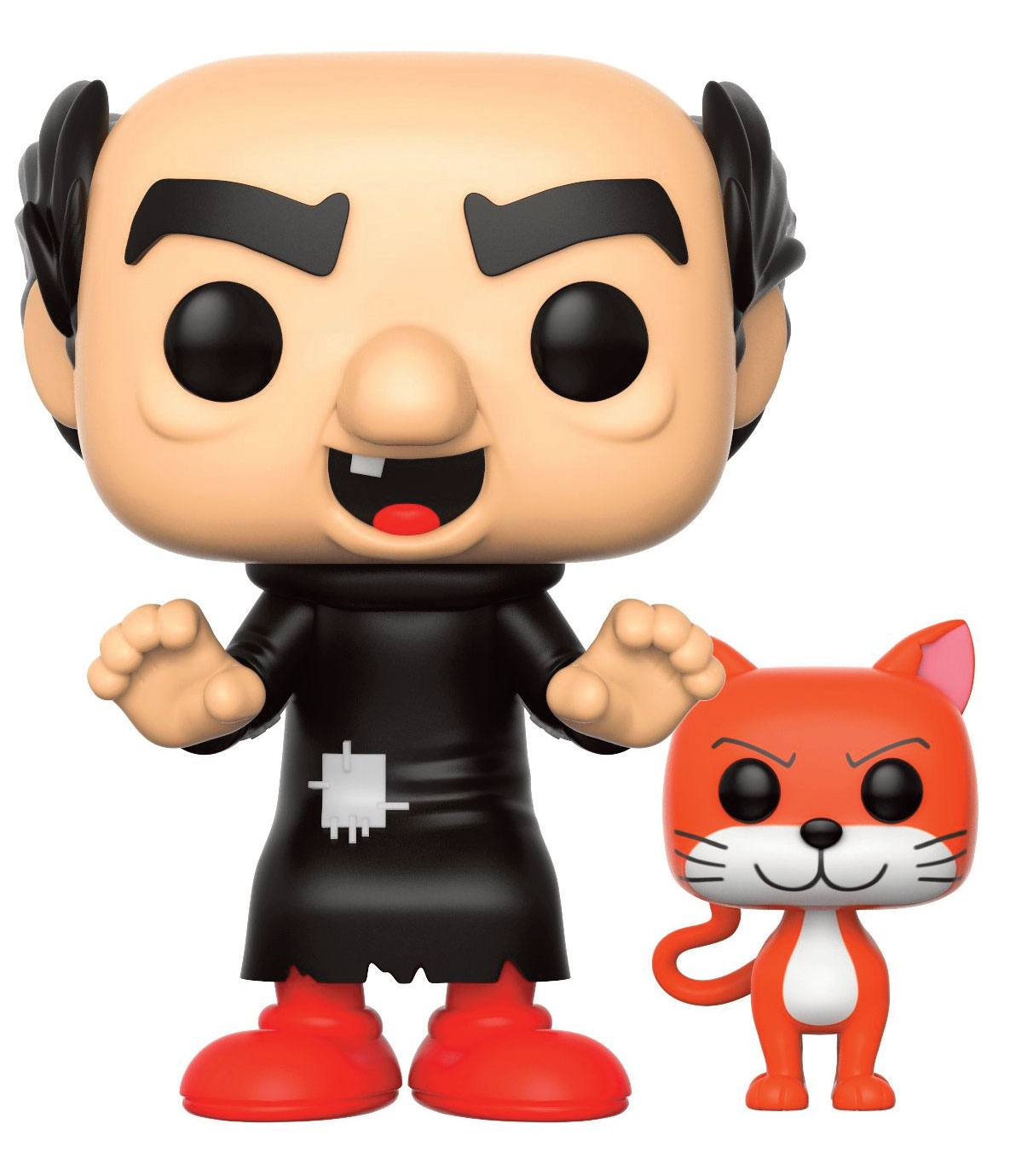 The Smurfs POP! TV Vinyl Figure Gargamel & Azrael 9 cm
