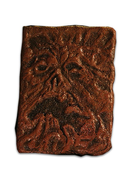 evil dead 2 replica 1/1 book of the dead necronomicon