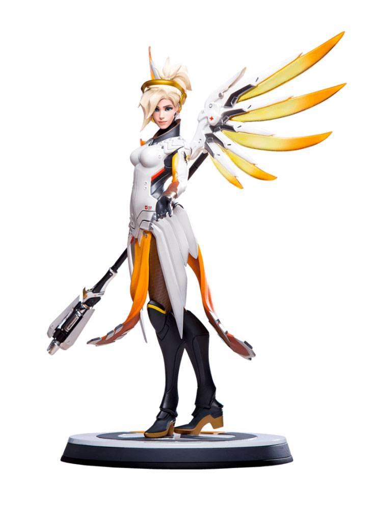 Overwatch Statue Mercy 35 cm --- DAMAGED PACKAGING