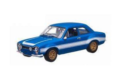 Fast & Furious Diecast Model 1/24 Brian's Ford Escort RS2000 MK1