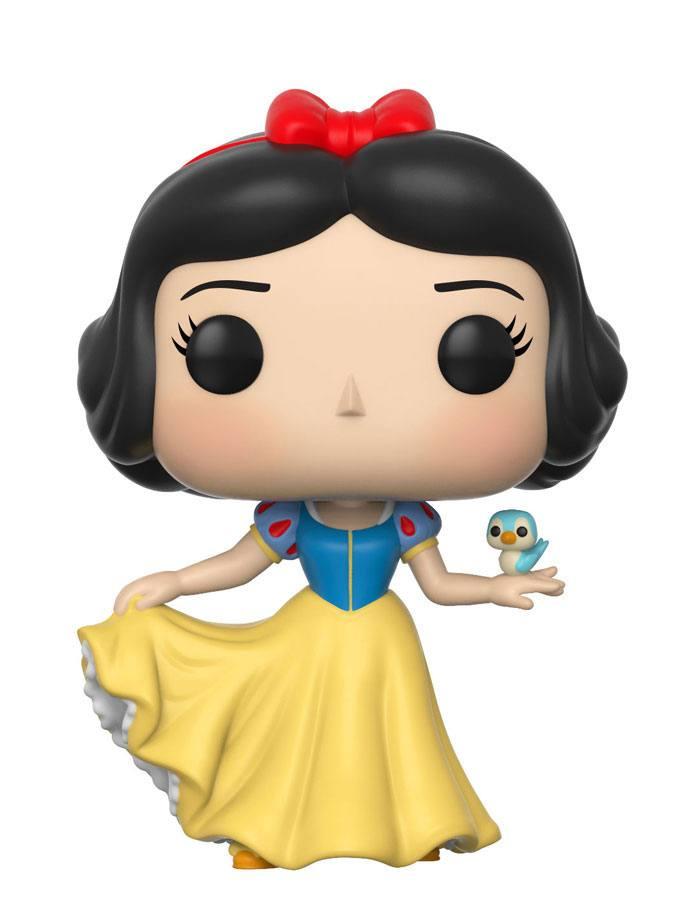 Snow White and the Seven Dwarfs POP! Disney Vinyl Figure Snow White 9 cm