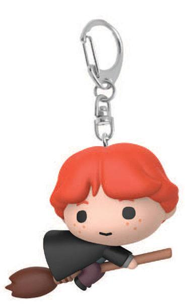 Harry Potter Chibi Mini Keychain Ron 5 cm