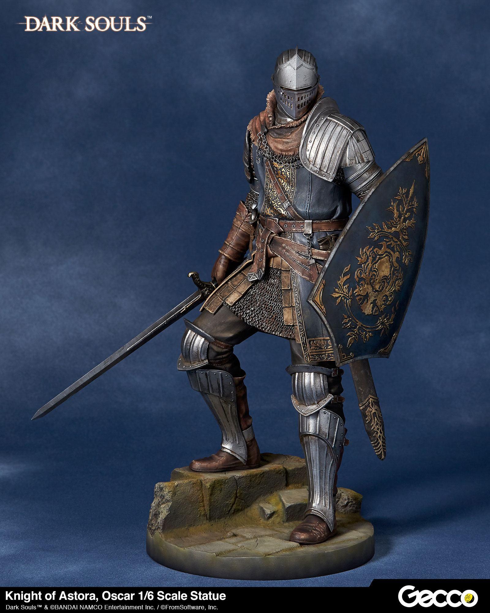 Dark Souls Statue 1/6 Oscar Knight of Astora 32 cm