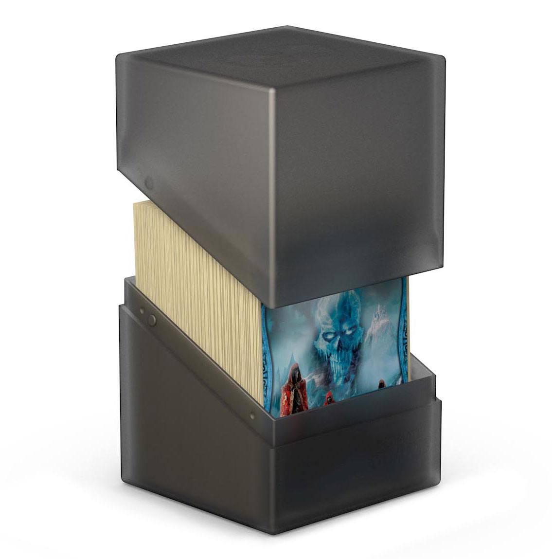 Ultimate Guard Boulder™ Deck Case 100+ Standard Size Onyx