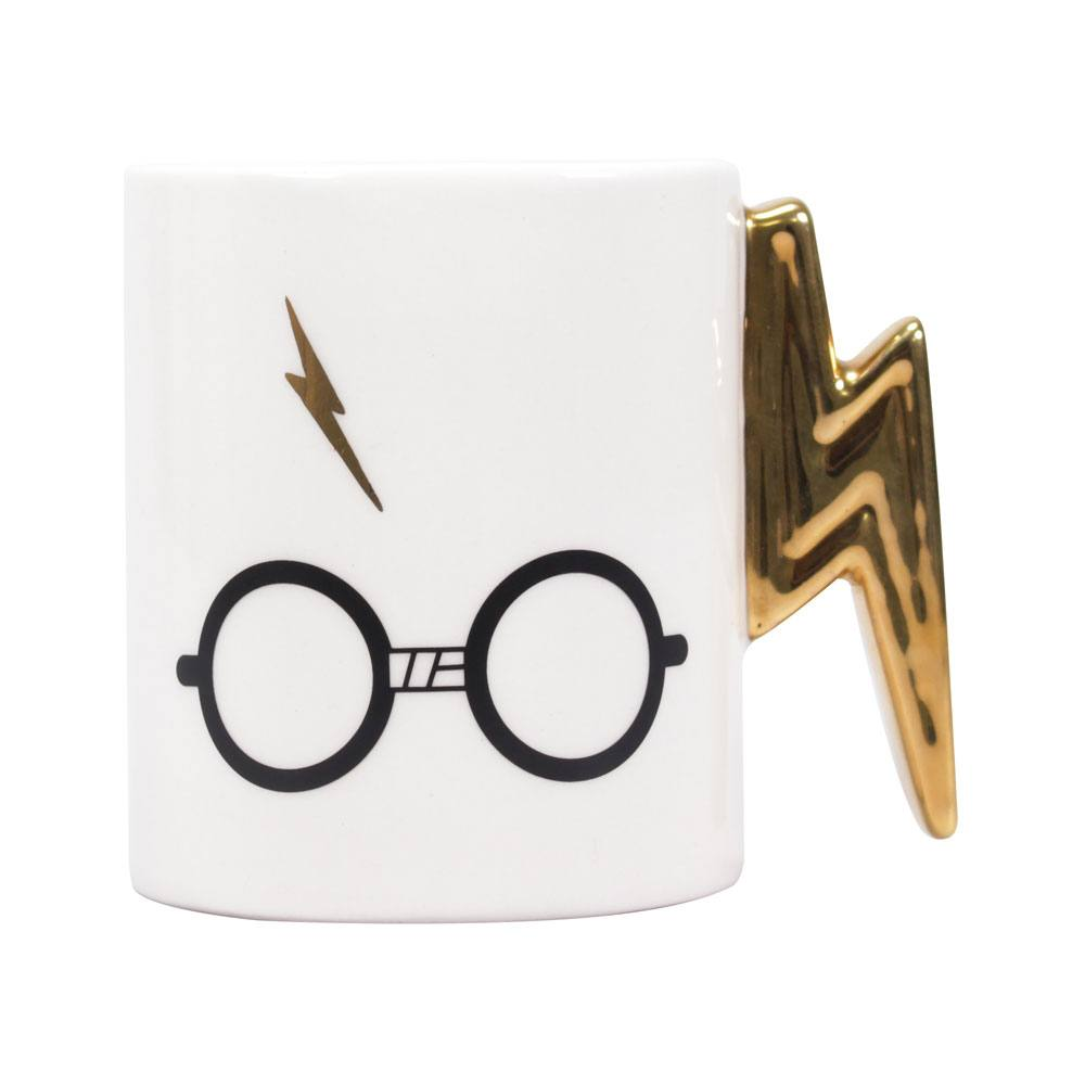 Harry Potter Shaped Mug The Boy Who Lived