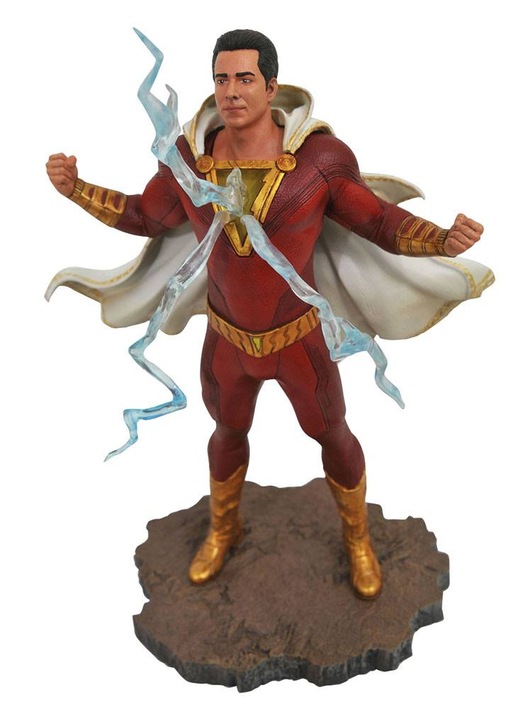 Shazam! DC Movie Gallery PVC Statue Shazam 23 cm
