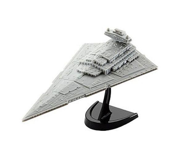Star Wars Model Kit 1/12300 Imperial Star Destroyer 13 cm