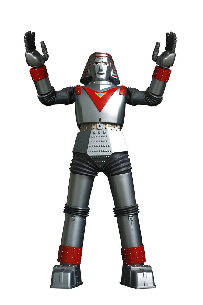 Giant Robo Grand Action Bigsize Model Action Figure Giant Robo 40 cm