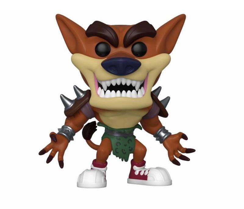 Crash Bandicoot POP! Games Vinyl Figure Tiny Tiger 9 cm