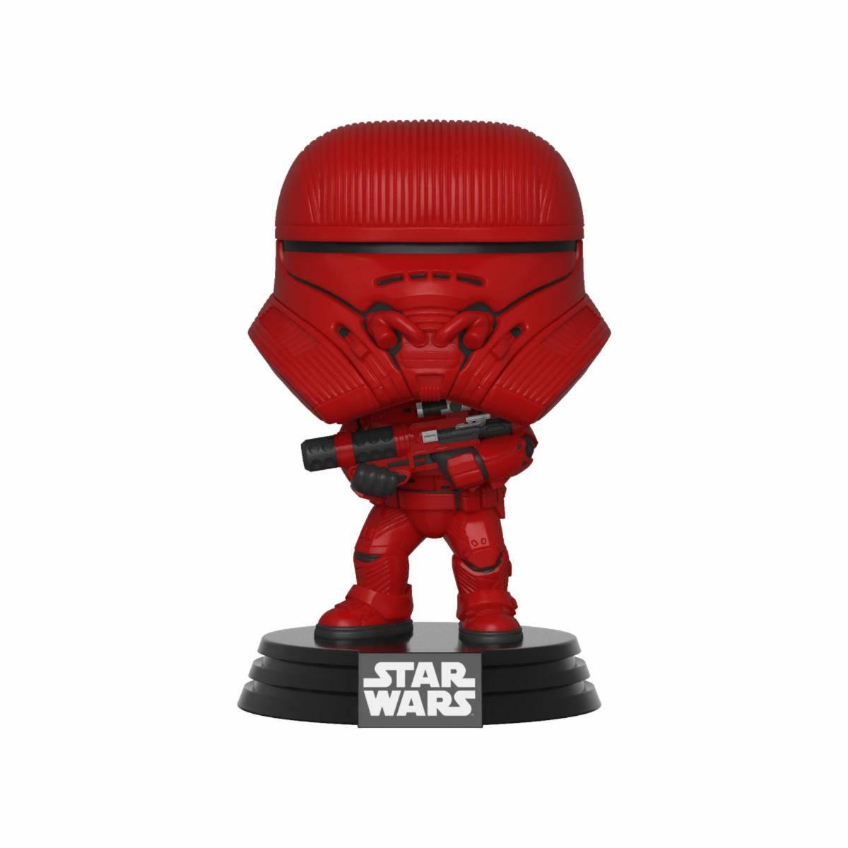 Star Wars Episode IX POP! Movies Vinyl Figure Sith Jet Trooper 9 cm