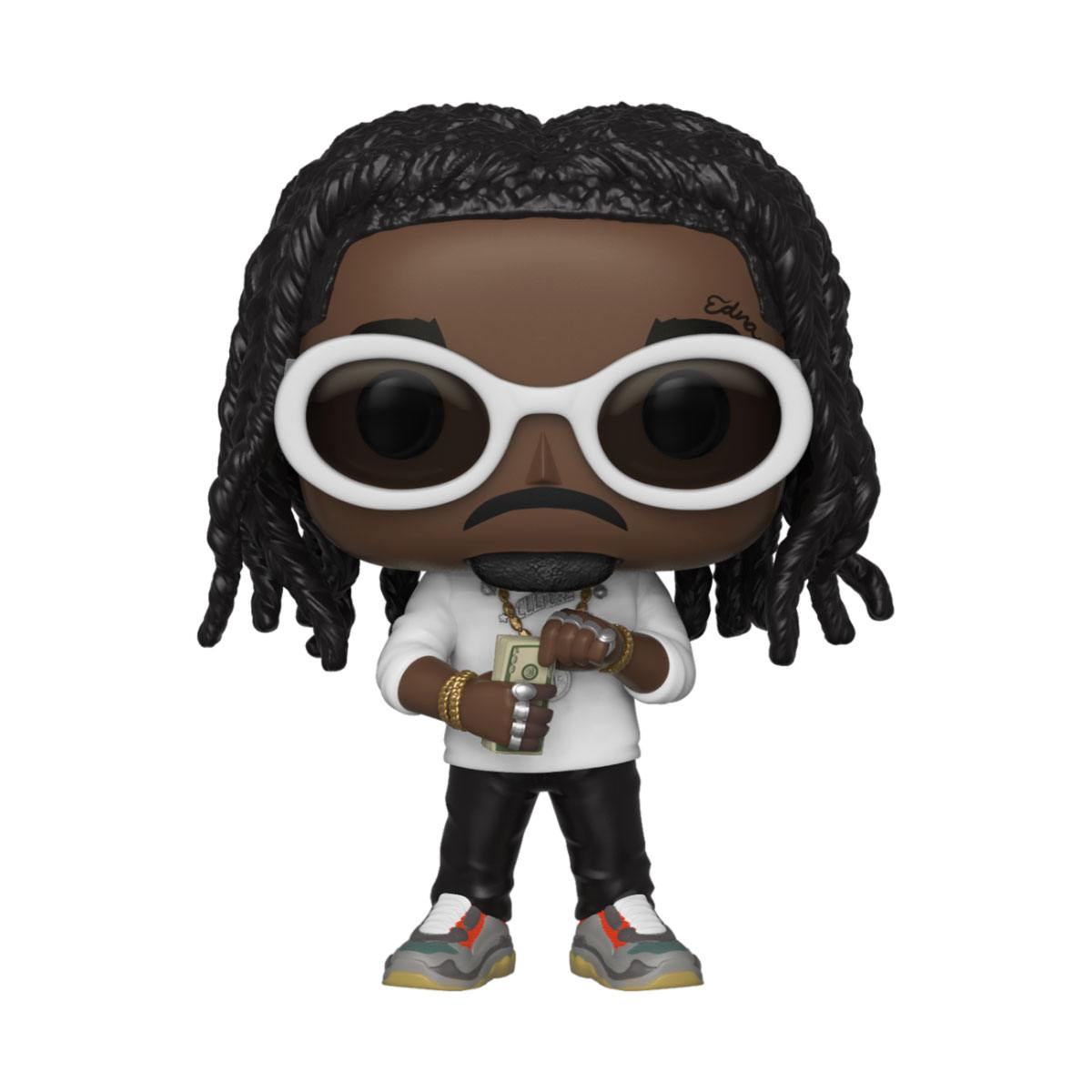 Migos POP! Rocks Vinyl Figure Takeoff 9 cm