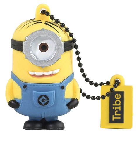 Despicable Me USB Flash Drive Minion Stuart 16 GB