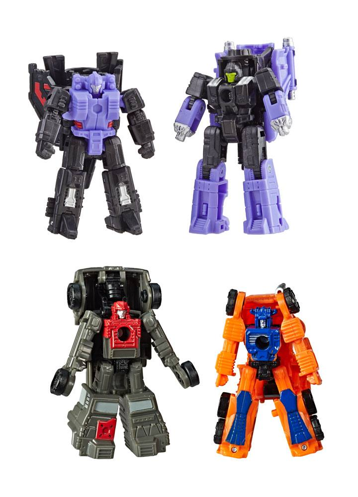 Transformers Generations War for Cybertron: Siege Action Figures Micromasters 2019 W4 Assortment (8)