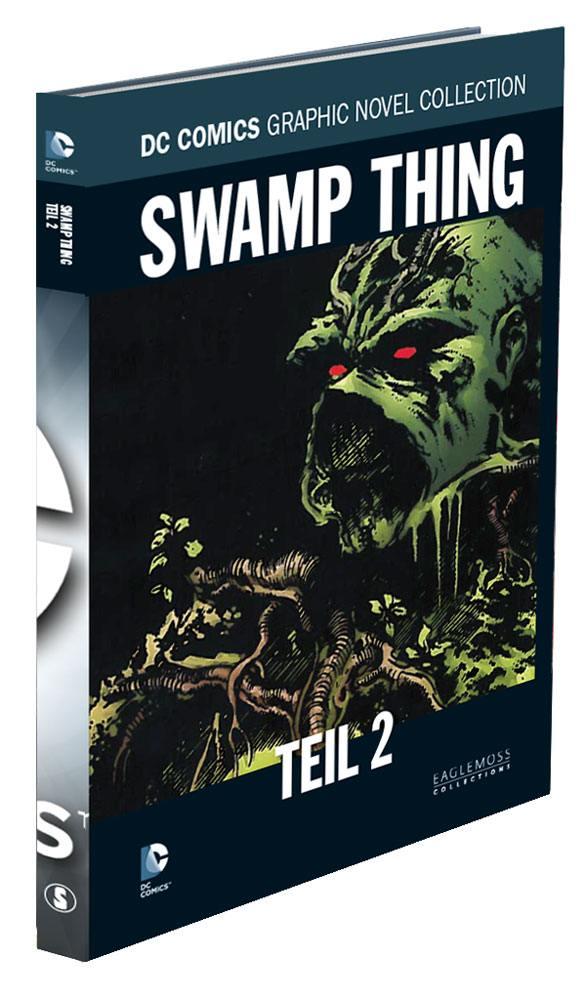 DC Comics Graphic Novel Collection #74 Swamp Thing, Teil 2 Case (12) *German Version*