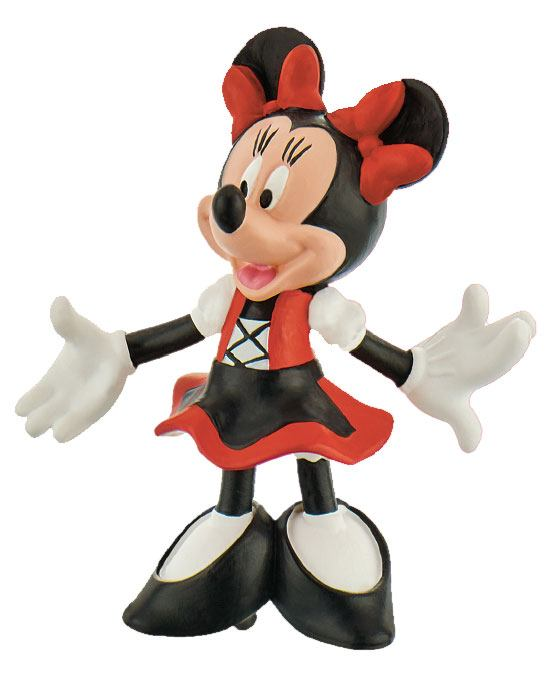Disney Mickey Mouse & Friends Figure Minnie Dirndl 7 cm