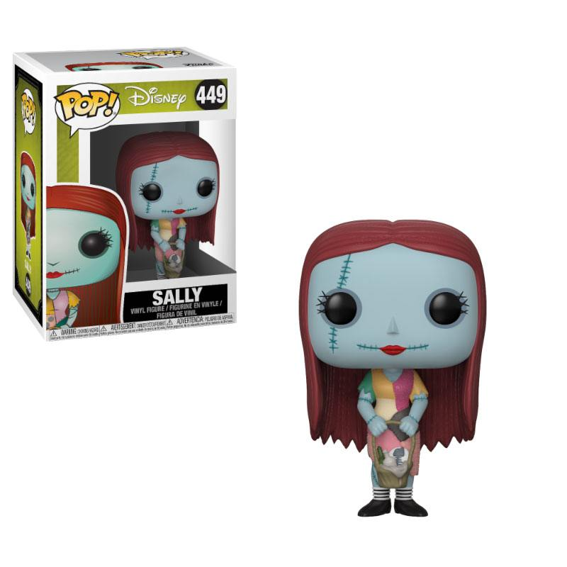 Nightmare before Christmas POP! Movies Vinyl Figure Sally 9 cm