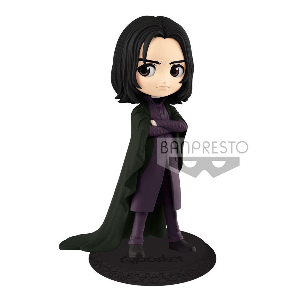 Harry Potter Q Posket Mini Figure Severus Snape A Normal Color Version 14 cm