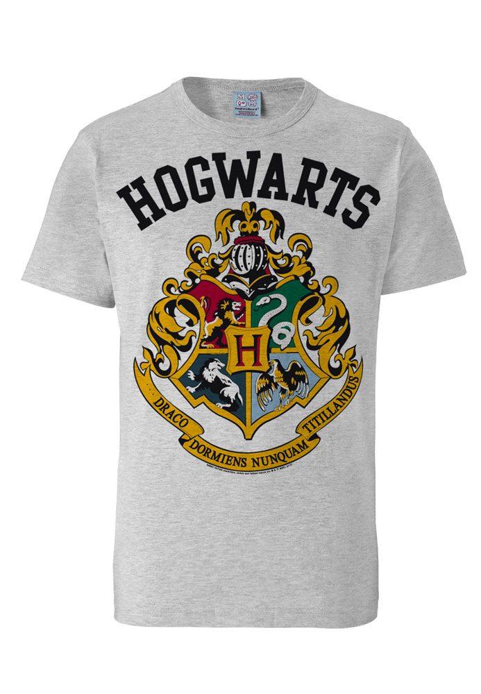 Harry Potter Easy Fit T-Shirt Hogwarts Size L