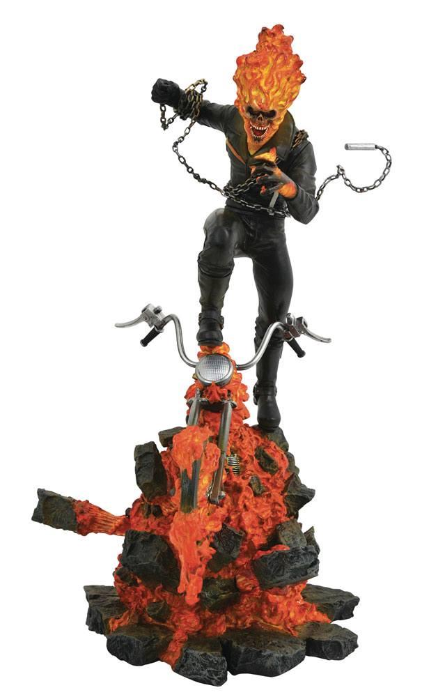 Marvel Milestones Statue Ghost Rider 38 cm --- DAMAGED PACKAGING