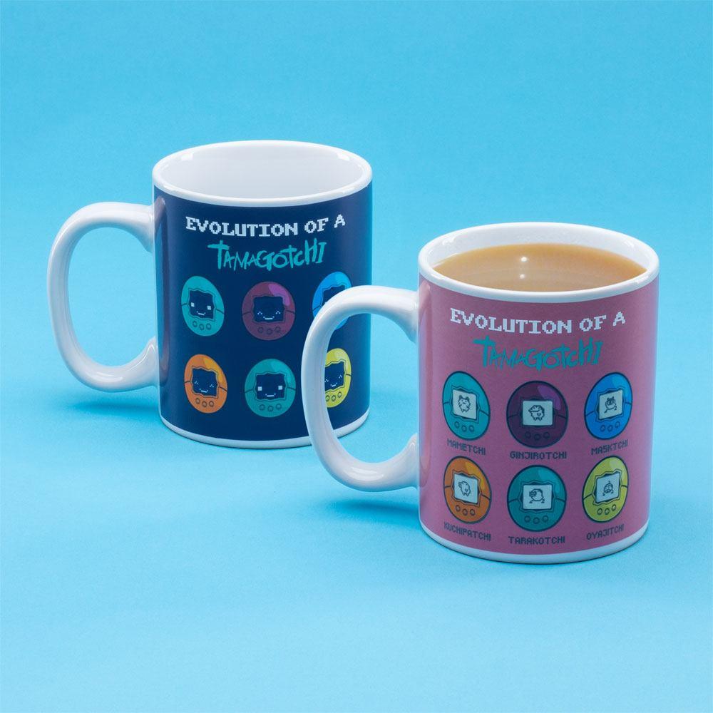 Tamagotchi Heat Change Mug Glossary
