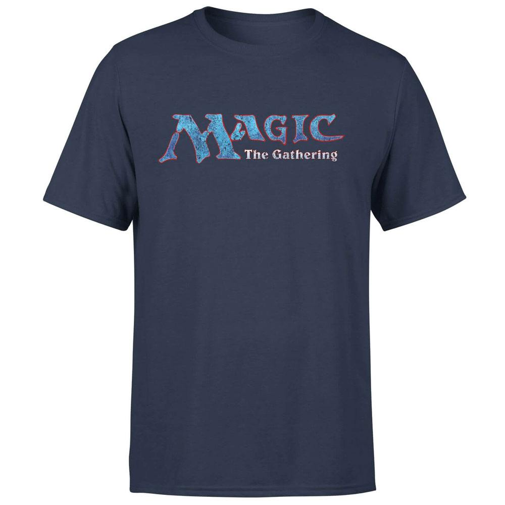 Magic the Gathering T-Shirt 93 Vintage Logo Size XXL
