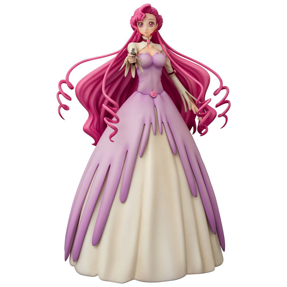 Code Geass Lelouch of the Rebellion PVC Statue Euphemia li Britannia Blood Dyed Ver. 27 cm