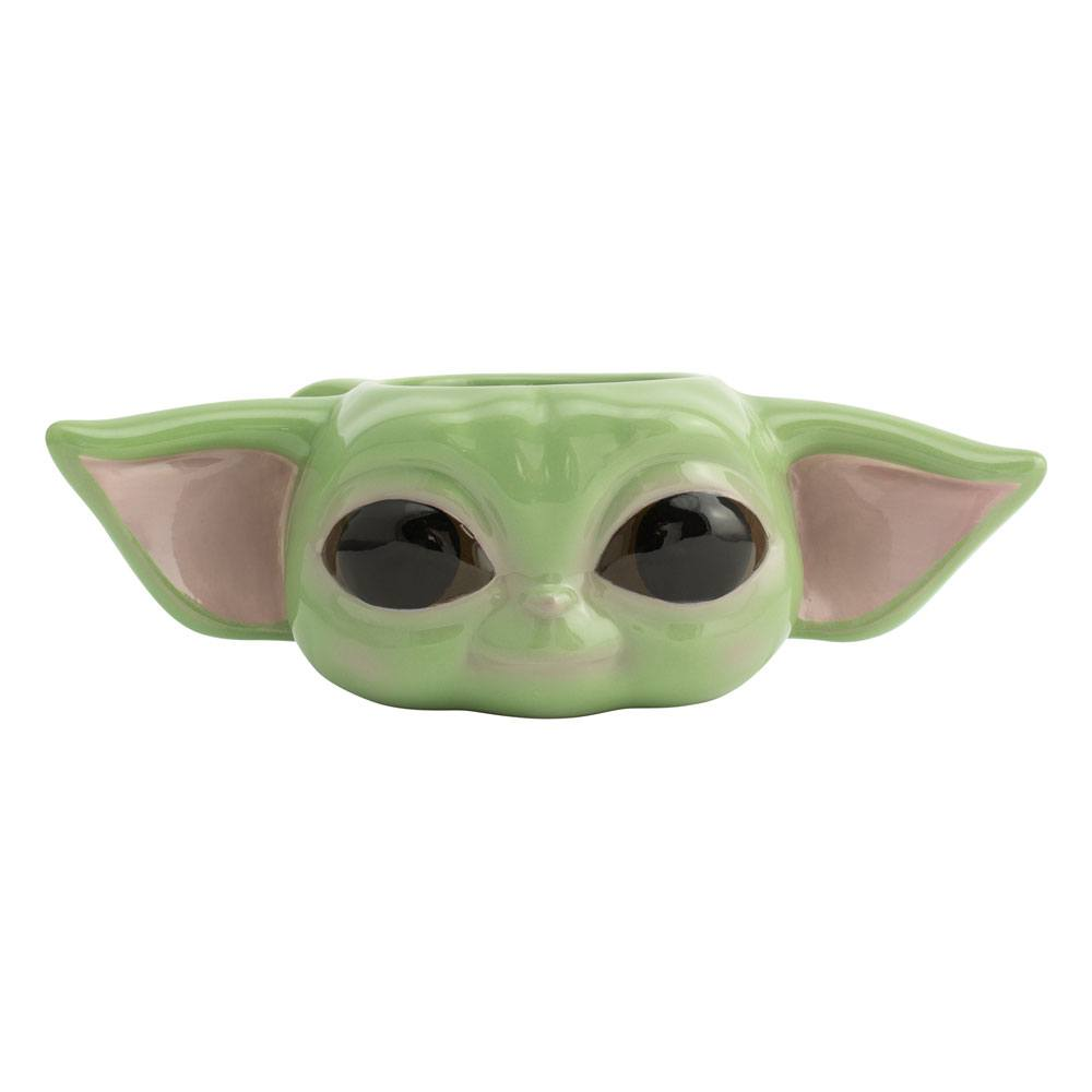 Star Wars The Mandalorian Shaped Mug The Child