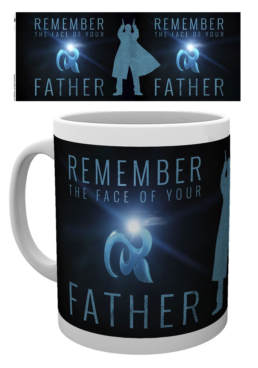 The Dark Tower Mug Remember the Face