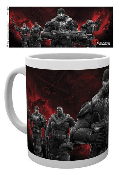 Gears of War 4 Mug Ultimate