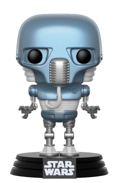 Star Wars POP! Vinyl Bobble-Head Medical Droid 9 cm