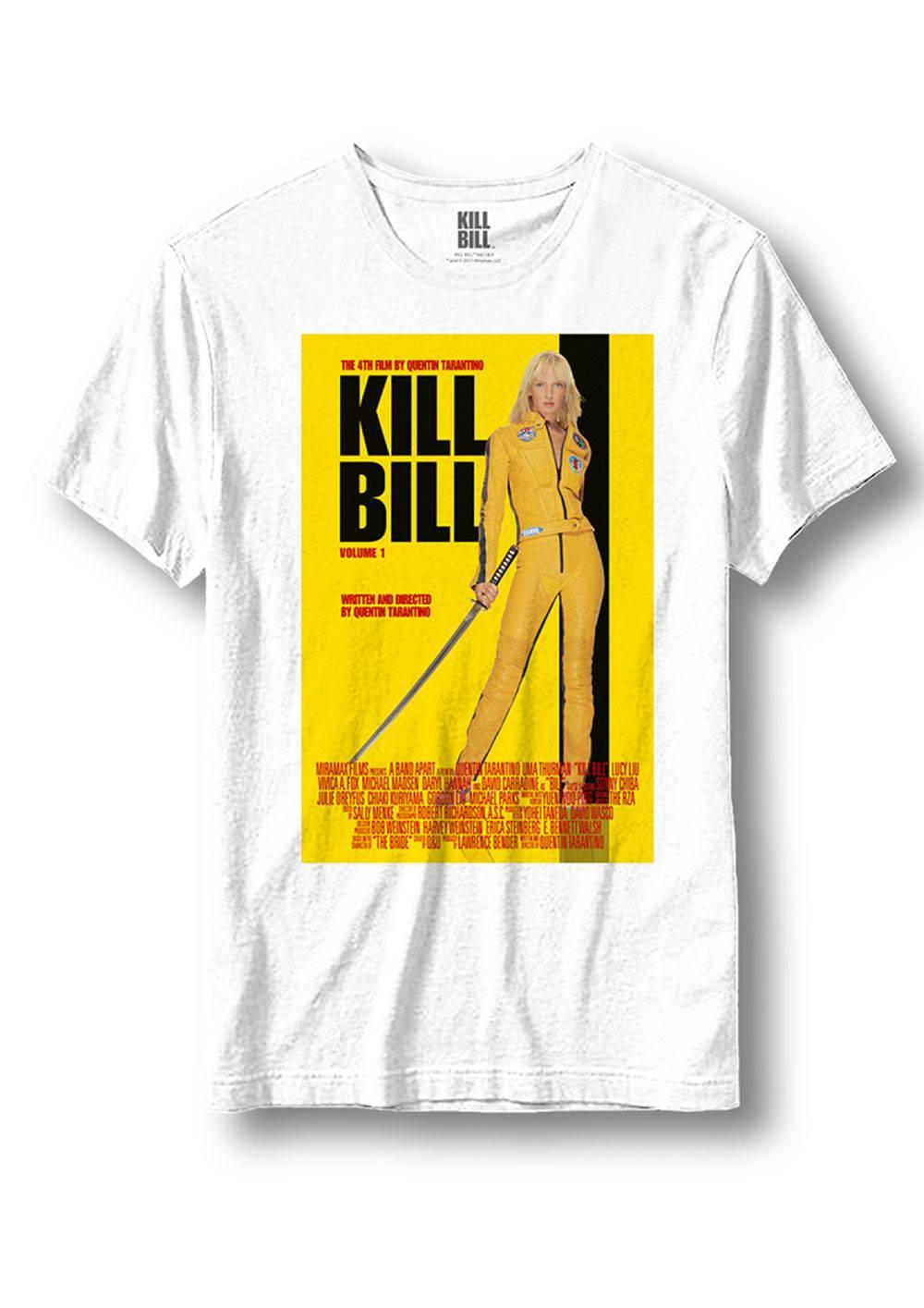 Kill Bill T-Shirt Poster Size L