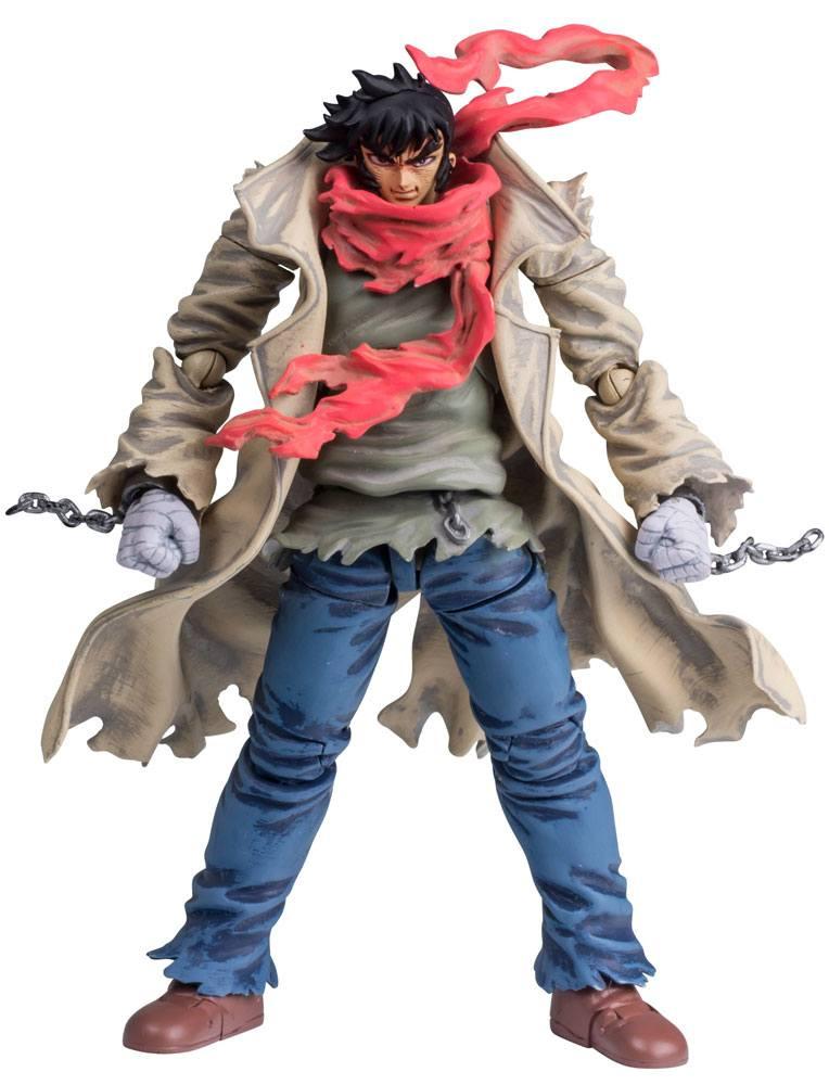 Getter Robo Armageddon Action Figure Nagare Ryoma 10 cm