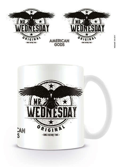 American Gods Mug Mr Wednesday