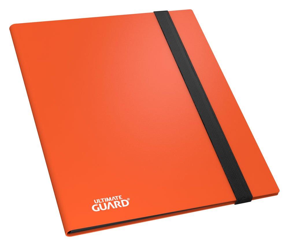 Ultimate Guard 9-Pocket FlexXfolio Orange